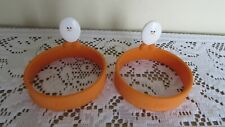 Joie Silicone Egg Rings Set of Two (2)