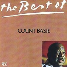 COUNT BASIE - THE BEST OF COUNT BASIE [ROULETTE/PABLO] NEW CD