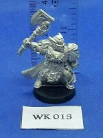 Warhammer 40K - Space Marines - Honour Guard with Power axe Inc. - Metal WK15