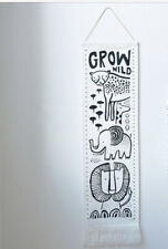 Wee Gallery Grow Wild Growth Chart