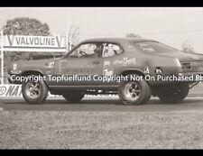 Ken Stevens Bill Ashworth Coultraps Speed Equipment 7up 8x10 photo NHRA Dragster