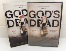 God's Not Dead DVD  NEW SEALED with cardboard sleeve  Shane Harper & Kevin Sorbo