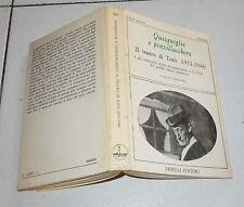 QUISQUIGLIE E PINZILLACCHERE Il teatro di Totò 1931-1946 Goffredo Fofi 1980