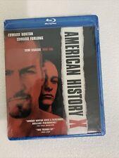 American History X (Blu-ray Disc, 2009) New