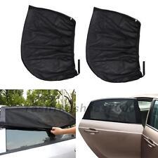 Autofenster Sonnenschutz mit UV Schutz für Kinder Hund im Rücksitz (2 Stück)