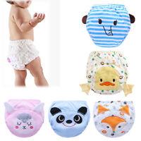 Baby Infants Toilet Pee Potty Training Cloth Diaper Underwear PP Cover Panties