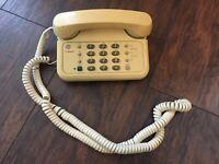 Vintage - General Electric GE - Desk Phone w/ Hold - 12 MEMORY  # 2-9240C