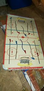 VINTAGE 1960's MUNRO TABLE TOP PRO-All Star Hockey 🍁 in middle parts refurb