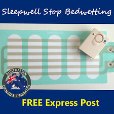 Bed Wetting Alarm Mattress Small - Easy Clean Bedwetting Mat Enuresis Child Kids