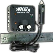 New Model Dew-Not 2 Channel Controller for Dew Heaters  #DNHC