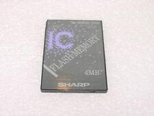 Sharp 4MB Flash Memory Pcmcia Lineare Karte