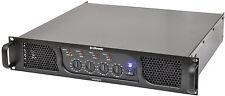 Citronic QP2320 quad power amp 4 x 580W 172.243 DJ Disco Sound
