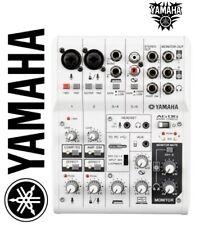 Yamaha AG06 Portable USB Powered 6 Channel Portable Recording Mixer IOSMACPC