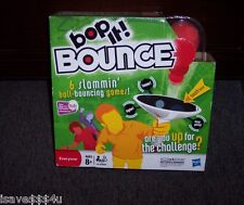 NEW BOP IT ! BOUNCE W/ ELECTRONIC VOICE COMMANDS 6 SLAMMIN' BALL-BOUNCING GAMES!