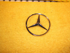 Mercedes W208 CLK Class COUPE ONLY REAR Deck plastic chrome Genuine MB 1 Star