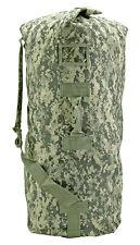 Military Ruck Sack Duffle Bag Top Load GI Style Deployment Gear Sack ACU DIGI*