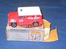Vintage Matchbox 75 Security Truck No.69