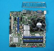 Intel DG43GT Desktop Motherboard DDR2 Core 2 QUAD Q9400 CPU