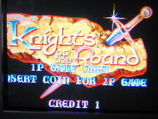 KNIGHTS OF THE ROUND -- CAPCOM / BOOT-LEG / WORKING / ARCADE JAMMA PCB  **  623