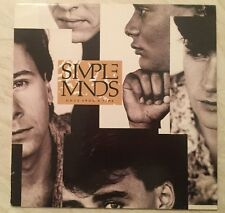 Simple Minds Once Upon A Time Vinyl Record LP Album 1985