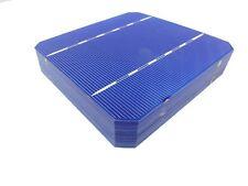 50 pcs of Mono Solar Cell 5x5 2.8w, GRADE A, monocrystalline cell, DIY solar