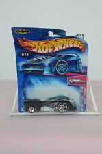 Hot Wheels Hardnoze Batmobile 2004 first editions 42/100 Mattel New