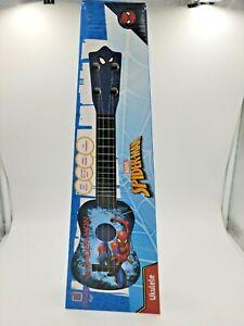 Spider Man Ukulele Marvel guitar kids New