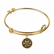 Sol 240004 Paw, Bangle 18K Gold Plated
