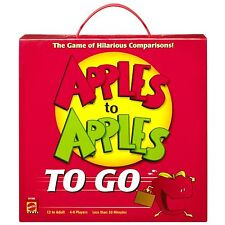 Apples To Apples To Go by Mattel NEW