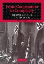 From Cooperation to Complicity: Degussa in the Third Reich-ExLibrary