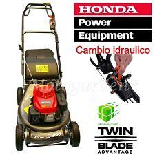 Rasaerba tosaerba Honda Power HRH536 idrostatico, raccolta + mulching, roto stop