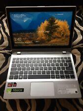 """Acer Aspire V5-122P-0681 -11.6""""- Quad-Core A6 1450 / 1 GHz - 6 GB RAM - 500 GB"""