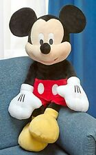 New listing Disney Store Large/Jumbo 25 H' Mickey Mouse Plush Toy Stuffed Character Doll -