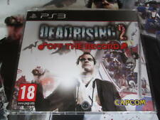 Dead Rising 2 Off the Record PROMO game & bag PS3 ~ NEW (Full Promotional Game)
