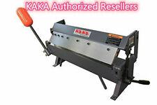 KAKA Industrial W-2416Z, 24 Inches Sheet Metal Brake Pan and box Brake