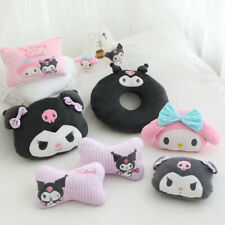 kuromi my melody evile car belt pillow cushions seat cushion sweet gift new