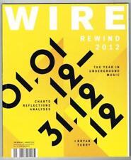 Wire Magazine No.347 January 2013 MBox920 Rewind 2012 - Bryan Ferry