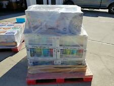 Wholesale Pallet of Party Tumbler 4 Packs and 18 Piece Dinnerware Sets New