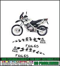 kit adesivi stickers compatibili f 650 gs dakar 2000