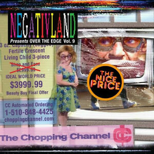 Negativland 'Over The Edge, Vol. 9: The Chopping Channel' CD NEW / SEALED