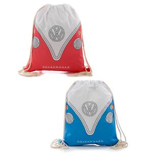 VW T1 Camper Drawstring Bag Official Volkswagen