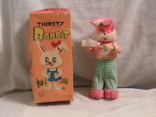 JAPANESE MADE THIRSTY  RABBIT WITH THE BOX