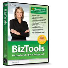 BIZTOOLS 2 for Office & Business PC Software (Latest Version) --Win 10,8,7-- n