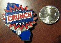 Southern California Crunch Girls Softball Team Pin - Nestle Crunch