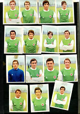 15 images   RED STAR FOOTBALL CLUB    FOOTBALL 1970/1971 Vintage
