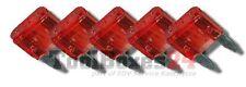 5 Stück 10A Auto-Sicherungen Mini Sicherungen Flachsicherungen KFZ Sicherung