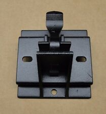 RV/Camper/Trailer - Carefree Awning Arm Bottom Mounting Bracket, BLACK