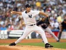 AWESOME MIKE MUSSINA  YANKEES HALL OF FAME GREAT photo 8x10
