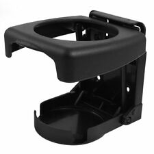 T8 Black Plastic Folding Car Truck Drink Cup Can Bottle Holder Stand B
