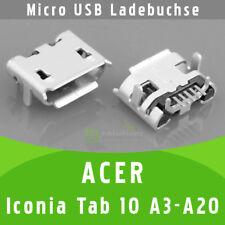 Acer Iconia Tab 10 A3-A20 B1-810 B3-A10 USB DC Buchse Ladebuchse Strombuchse